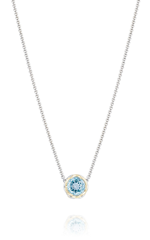 Tacori Crescent Crown Necklace SN204Y02 product image
