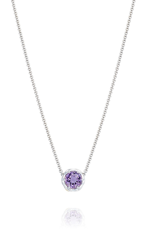 Tacori Crescent Crown Necklace SN20401 product image
