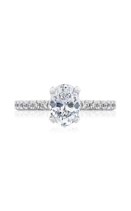 Tacori Petite Crescent Engagement ring HT2545OV8X6 product image