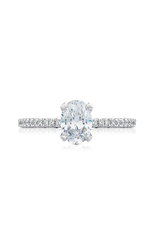 Tacori Petite Crescent Engagement ring HT254515OV75X55W product image