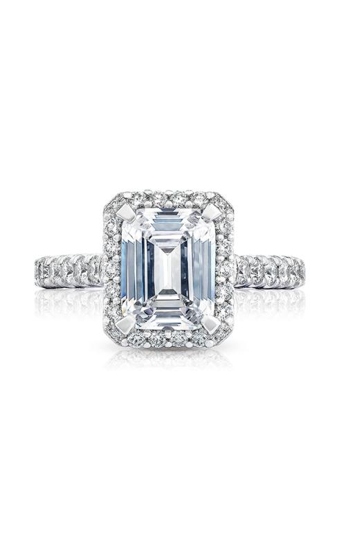 Tacori Petite Crescent Engagement Ring HT254725EC9X7W product image