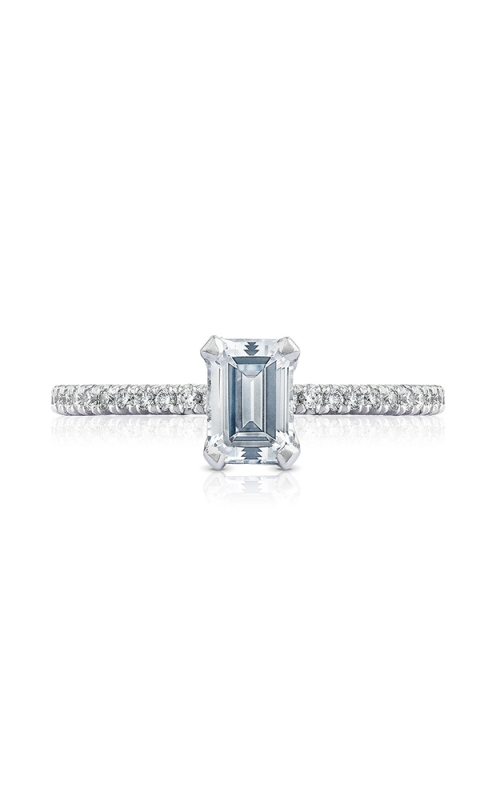 Tacori Petite Crescent Engagement ring HT254515EC65X45PK product image