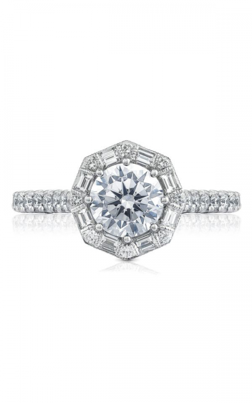 Tacori Petite Crescent Engagement ring HT2556RD65Y product image
