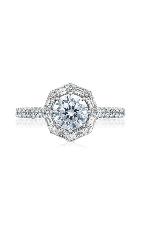 Tacori Petite Crescent Engagement ring HT2556RD65 product image