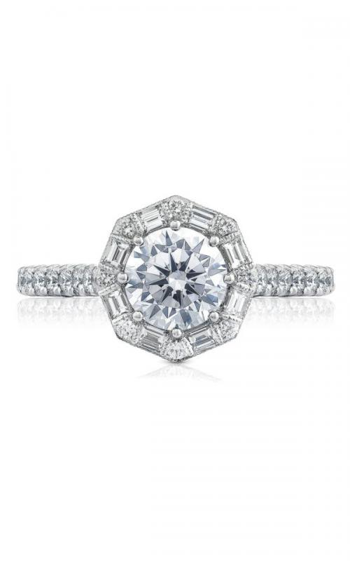 Tacori Petite Crescent Engagement ring HT2556RD65 product image