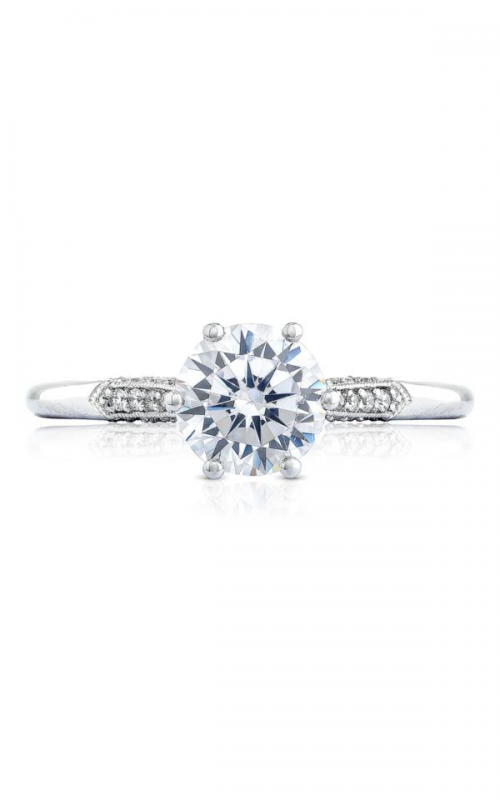 Tacori Simply Tacori Engagement ring 2651RD6PK product image