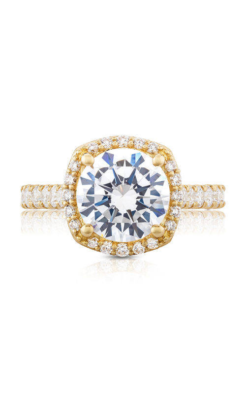 Tacori Petite Crescent Engagement ring HT254725CU9Y product image