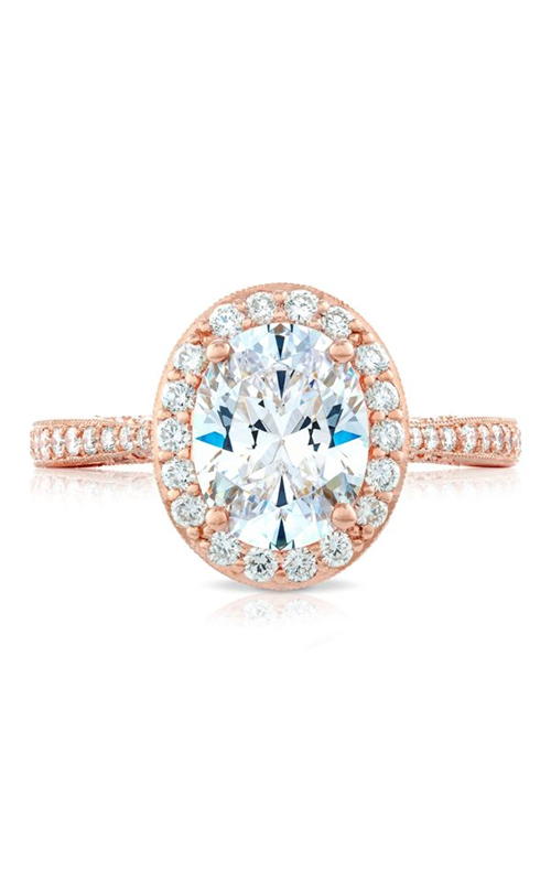 Tacori RoyalT Engagement ring HT2652OV9X7PK product image