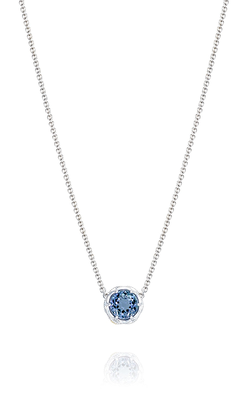 Tacori Crescent Crown Necklace SN20433 product image