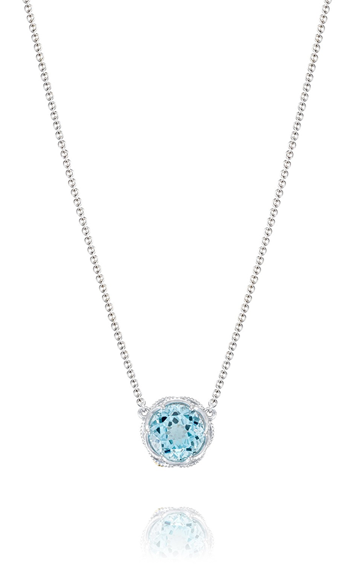 Tacori Crescent Crown Necklace SN22402 product image
