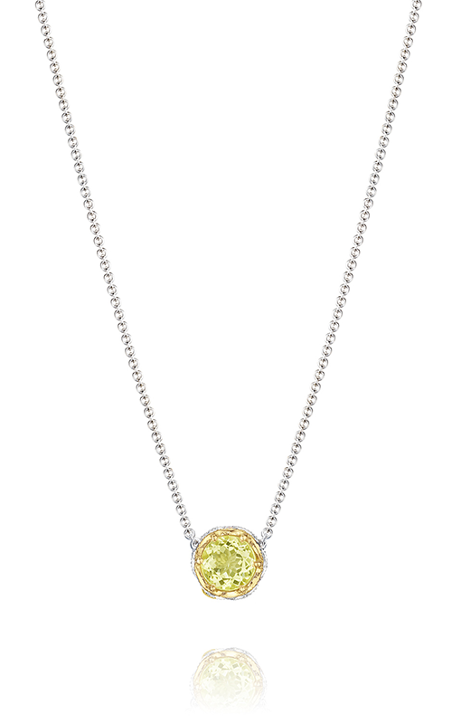 Tacori Crescent Crown Necklace SN204Y07 product image
