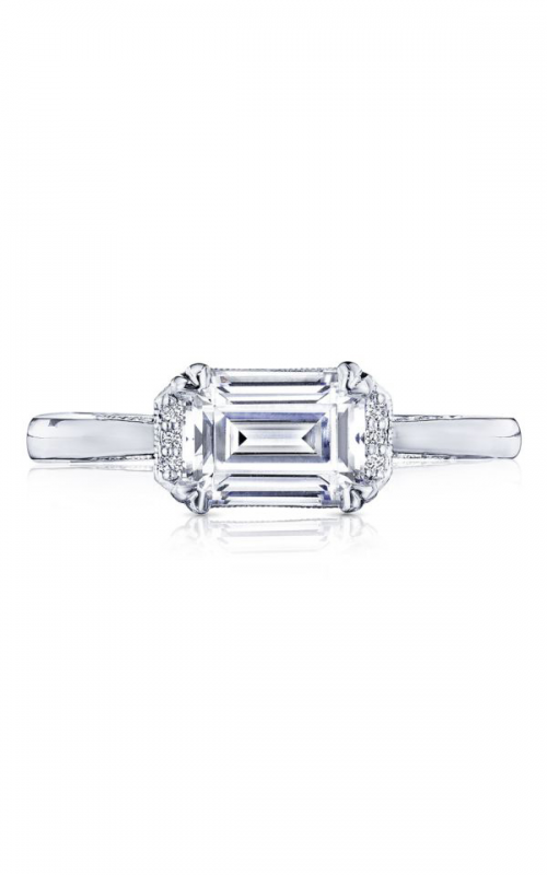 Tacori Engagement ring Simply Tacori 2654EC75X55W product image
