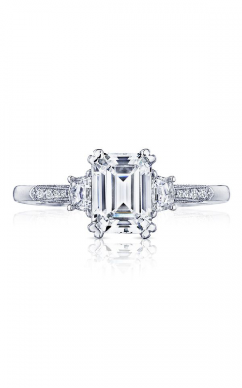 Tacori Simply Tacori Engagement ring 2659EC75X55PK product image