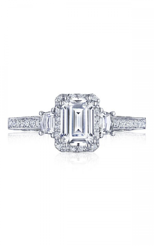 Tacori Dantela Engagement ring 2662EC7X5PK product image