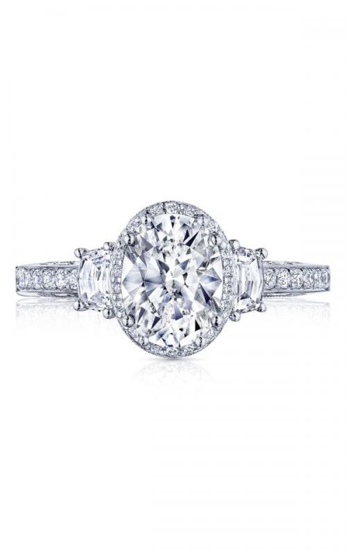 Tacori Dantela Engagement Ring 2663OV85X65W product image