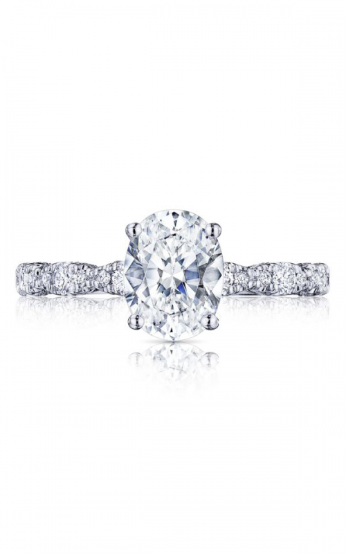 Tacori Petite Crescent Engagement ring HT2559OV85X65Y product image