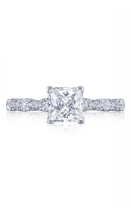 Tacori Petite Crescent Engagement ring HT2559PR6W product image