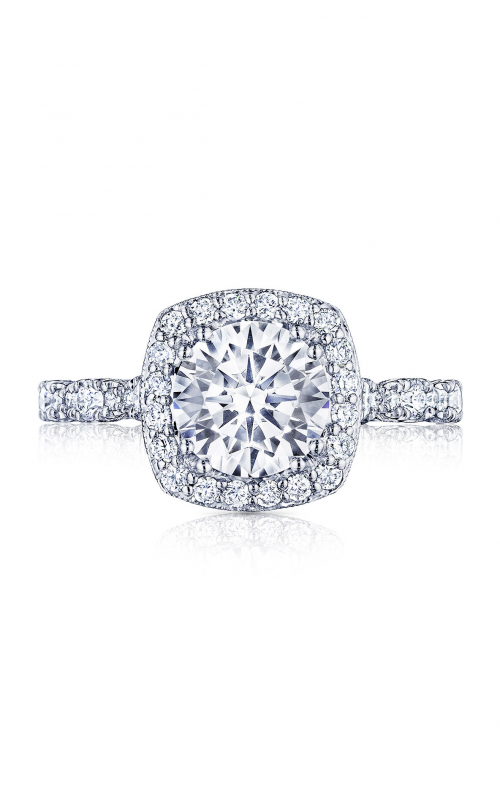 Tacori Petite Crescent Engagement ring HT2560CU75 product image