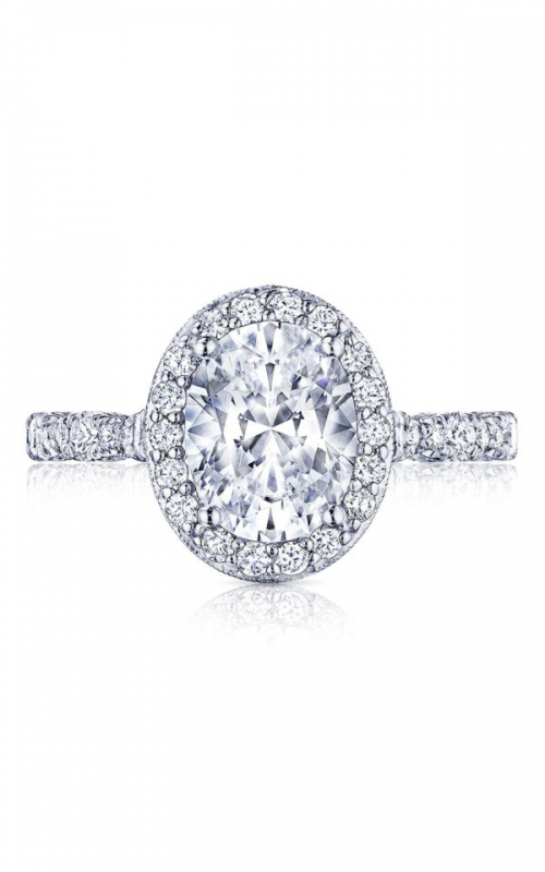 Tacori Petite Crescent Engagement ring HT2560OV9X7Y product image