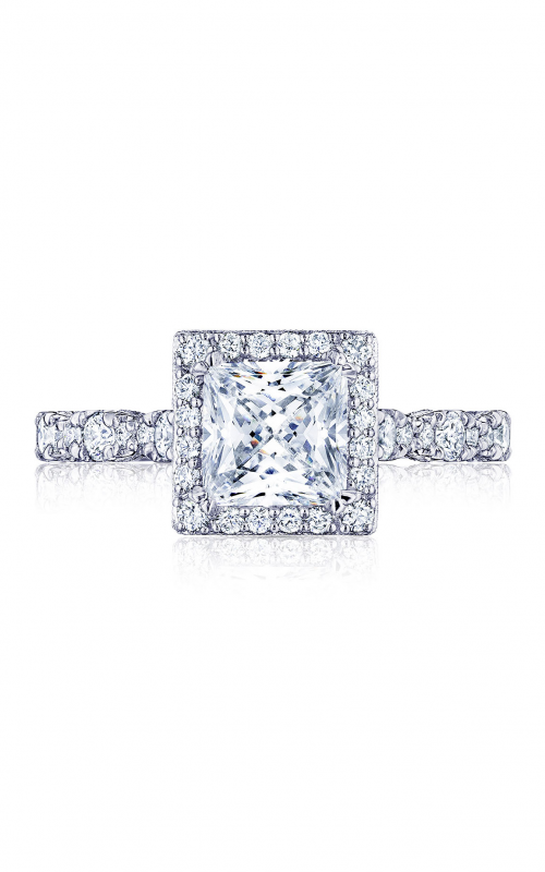 Tacori Petite Crescent Engagement ring HT2560PR6 product image