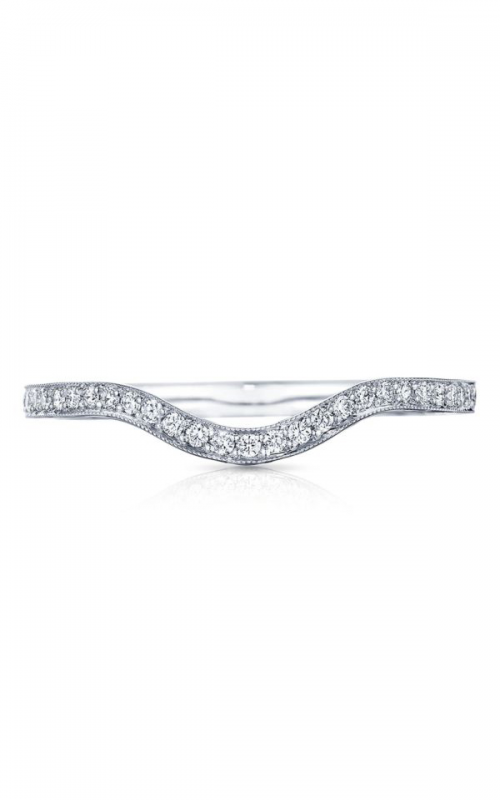 Tacori Sculpted Crescent Wedding band 2664B12W product image