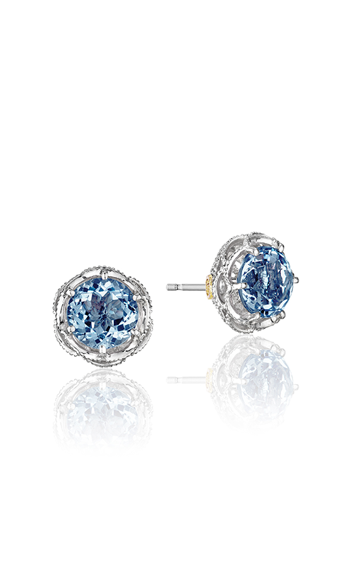 Tacori Crescent Crown Earrings SE10533 product image