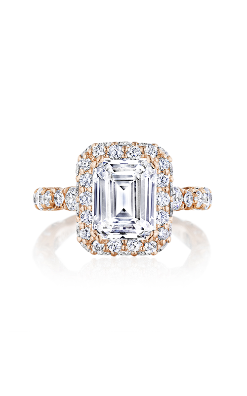 Tacori RoyalT Engagement ring HT2653EC95X75PK product image