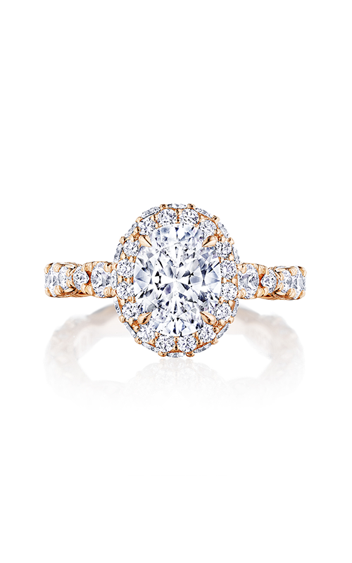 Tacori RoyalT Engagement ring HT2653OV9X7PK product image