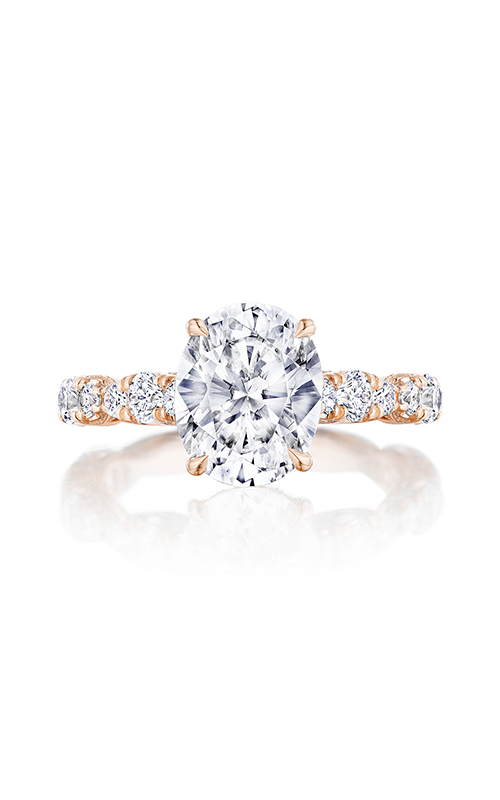 Tacori RoyalT Engagement ring HT2654OV10X8PK product image