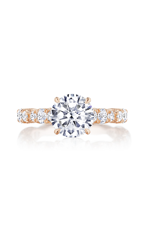 Tacori RoyalT Engagement ring HT2654RD8PK product image