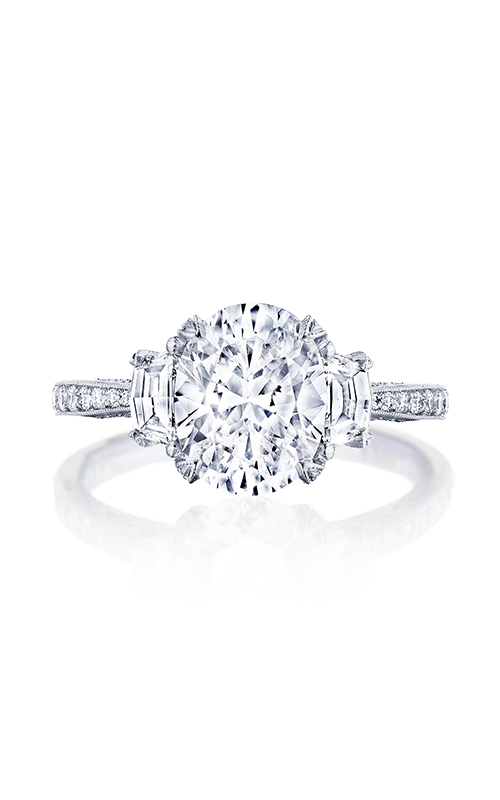 Tacori RoyalT Engagement ring HT2655OV95X75 product image