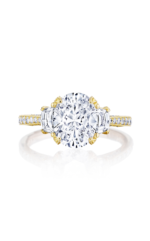 Tacori RoyalT Engagement ring HT2655OV95X75Y product image