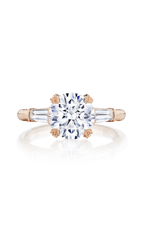 Tacori RoyalT Engagement ring HT2657RD85PK product image