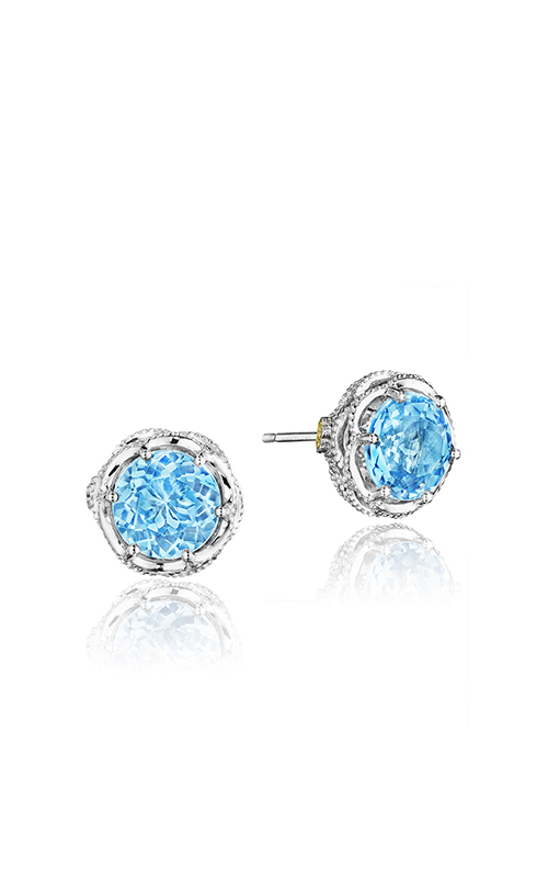 Tacori Crescent Crown Earrings SE10545 product image