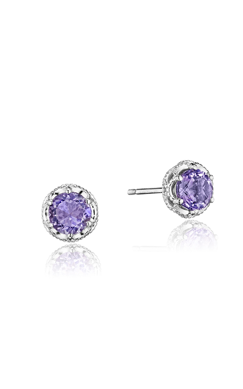 Tacori Crescent Crown Earrings SE24001 product image