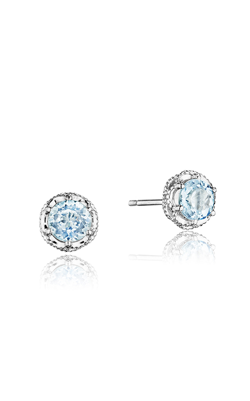 Tacori Crescent Crown Earrings SE24002 product image
