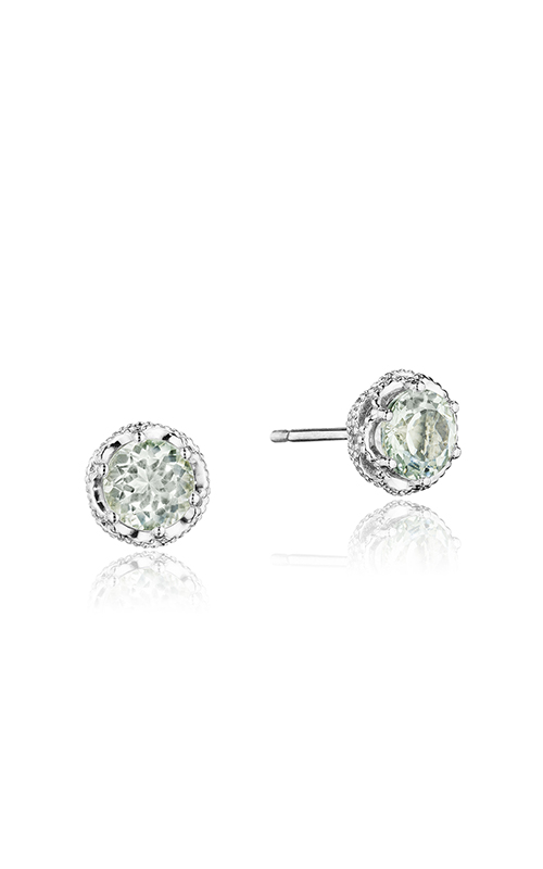 Tacori Crescent Crown Earrings SE24012 product image