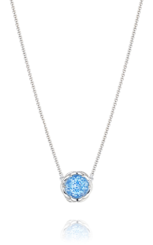 Tacori Crescent Crown Necklace SN22445 product image