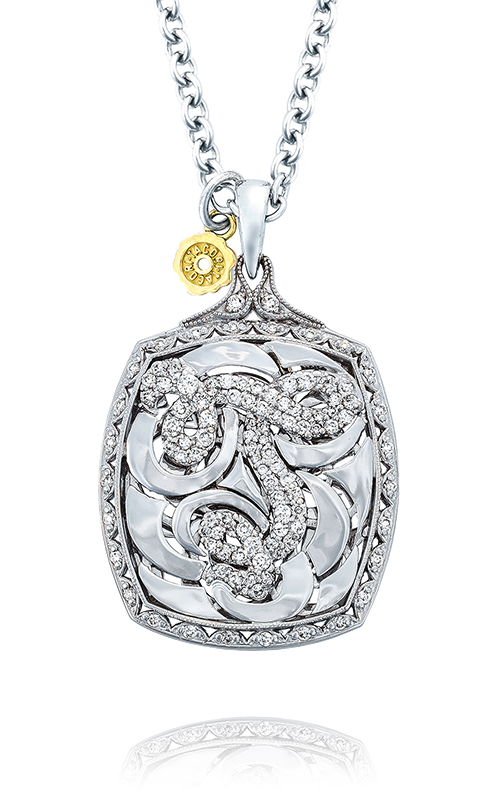 Tacori Monogram Necklace SN221T product image