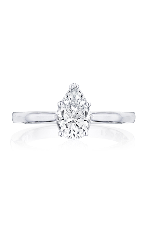 Tacori Coastal Crescent engagement ring P100PS85X55FW product image