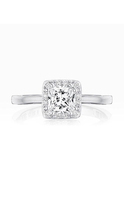 Tacori Coastal Crescent Engagement ring P101PR55FW product image