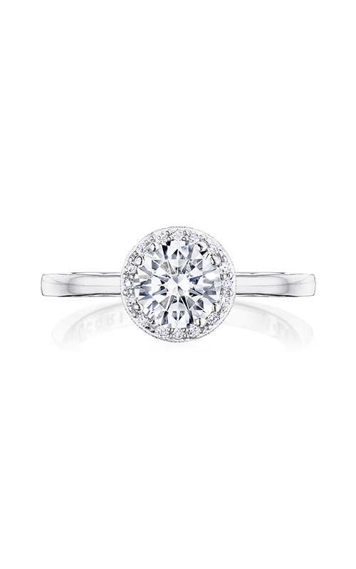 Tacori Coastal Crescent Engagement ring P101RD65FW product image
