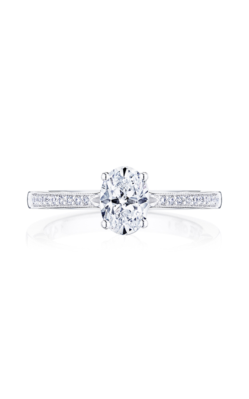 Tacori Coastal Crescent engagement ring P102OV7X5FW product image