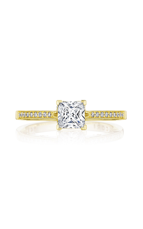 Tacori Coastal Crescent engagement ring P102PR5FY product image
