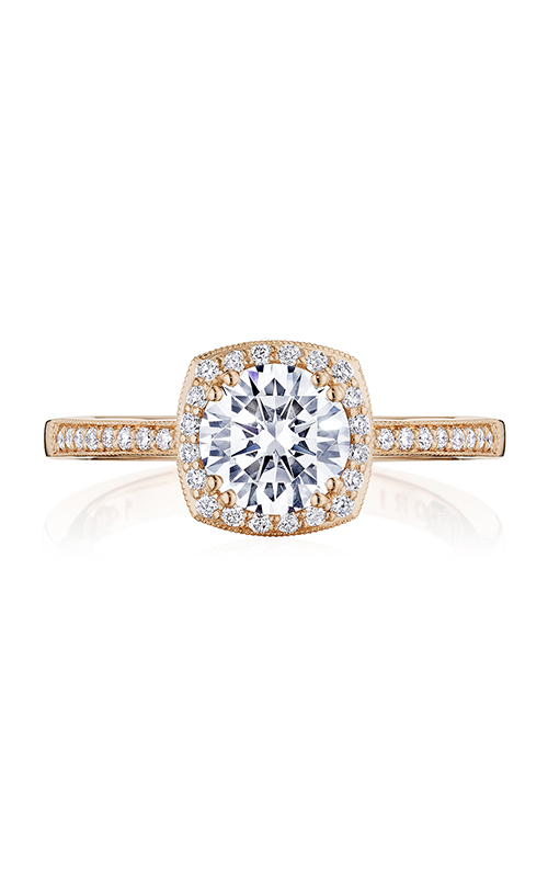 Tacori Coastal Crescent Engagement ring P103CU65FPK product image