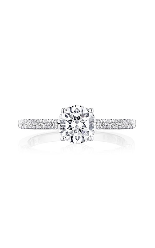 Tacori Coastal Crescent Engagement ring P104RD65FW product image
