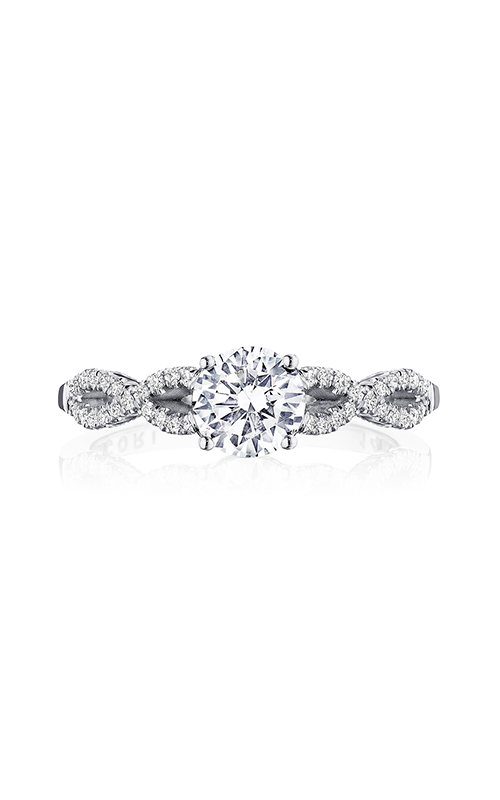 Tacori Coastal Crescent engagement ring P105RD6FW product image