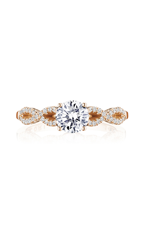 Tacori Coastal Crescent Engagement ring P105RD6FPK product image