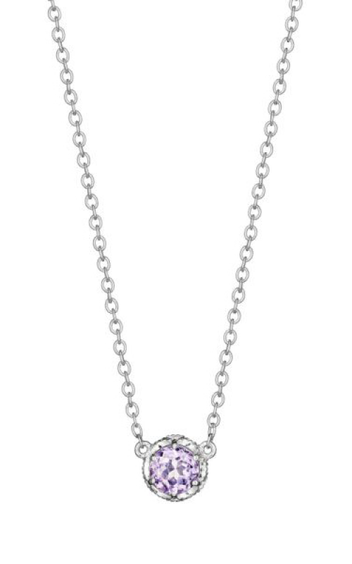 Tacori Crescent Crown Necklace SN23613 product image
