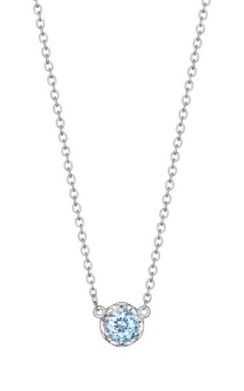 Tacori Crescent Crown Necklace SN23602 product image
